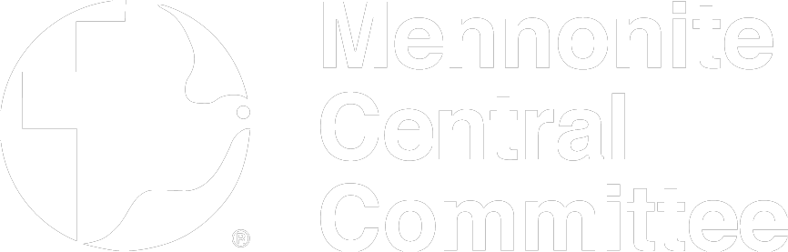The logo of Mennonite Central Committee