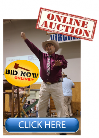 Auctioneer Tom Weaver Online auction link